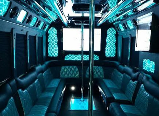 Passenger Party Buses & Limo