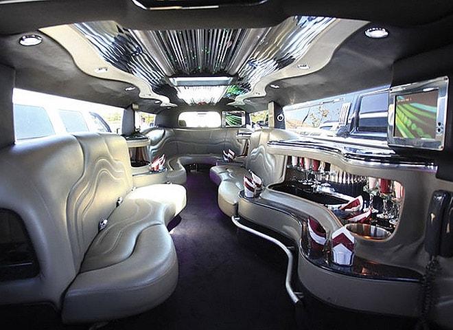 Limousine For Casino Night