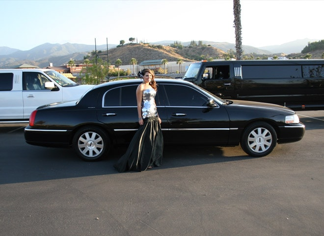 Town Car Rentals in Redlands