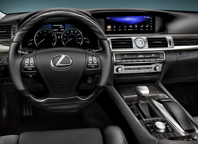 cadillac xts luxury sedan interior