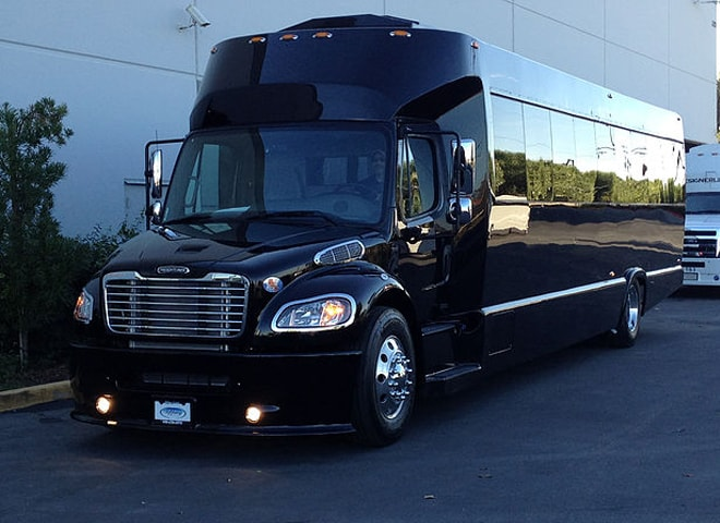 Redlands Mini Coach Bus Rental