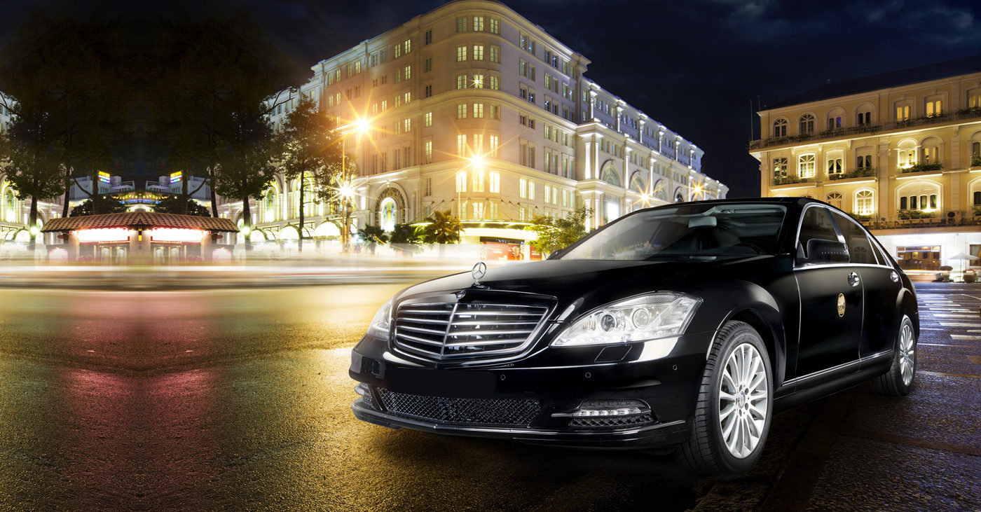 Limousine services in Redlands, California