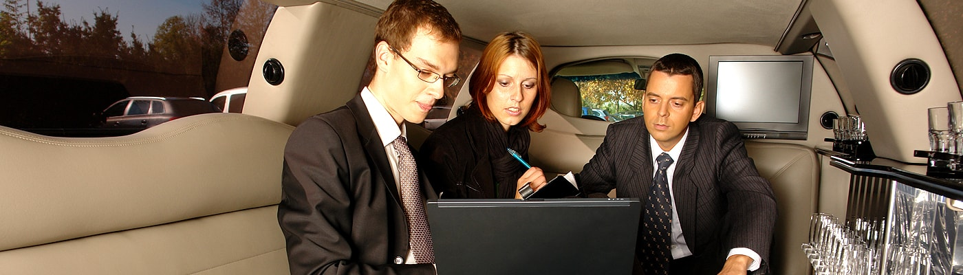 Corporate Limousine Package in Redlands