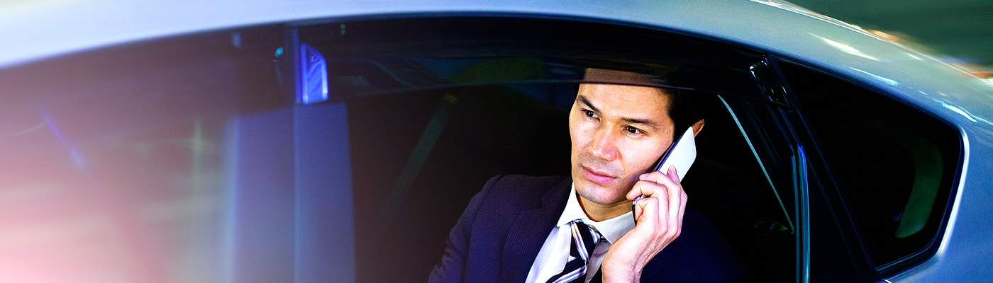 Executive Limo Services in Redlands