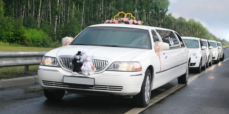 Wedding Transportation Service in Redlands