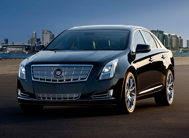 Cadillac XTS Luxury Sedan in Redlands