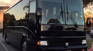 Motor Coach Service in Redlands