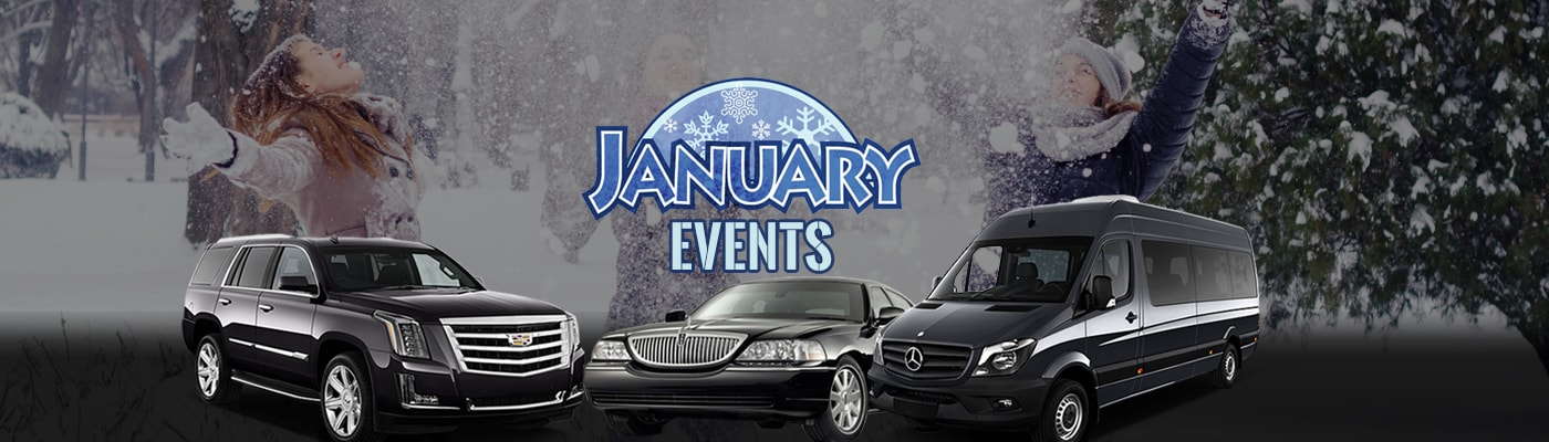 January 2018 Events and Happenings in Redlands, California